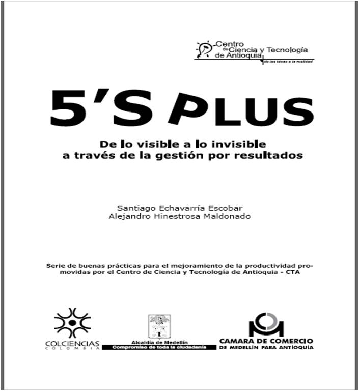 5s Plus de lo visible a lo invisible a traves de la gestion por resultados